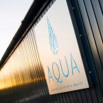 Aqua :: Signs by St Ives Signs
