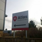 Atlas :: Signs by St Ives Signs