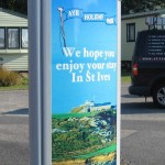 Ayr Holiday Park :: Signs by St Ives Signs