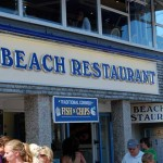 Beach Restaurant :: Signs by St Ives Signs