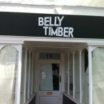 Belly Timber :: Signs by St Ives Signs