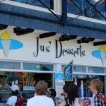 Jus' Desserts :: Signs by St Ives Signs