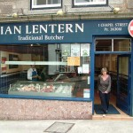 Ian Lentern Butcher :: Signs by St Ives Signs