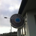 Newlyn Cheese :: Signs by St Ives Signs