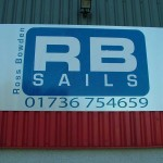 RB Sails :: Signs by St Ives Signs