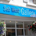 Seb West Gallery :: Signs by St Ives Signs