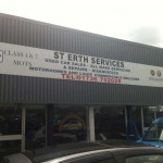 St Erth Services :: Signs by St Ives Signs