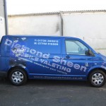 Diamond Sheen :: Vehicle Graphics by St Ives Signs