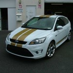 Ford Focus :: Vehicle Graphics by St Ives Signs