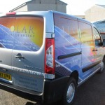 IT Solar :: Vehicle Graphics by St Ives Signs