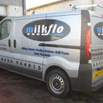 Milkflo :: Vehicle Graphics by St Ives Signs