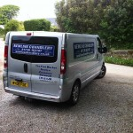 Newline Chandlery :: Vehicle Graphics by St Ives Signs