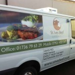 St Ives Beef :: Vehicle Graphics by St Ives Signs