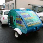 Strawberry Leisure Bed Bug :: Vehicle Graphics by St Ives Signs